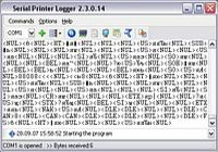 Serial Printer Logger pour mac