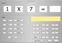 Multiplication pour mac