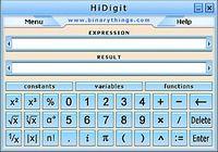 HiDigit pour mac
