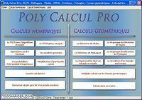 Poly Calcul Pro pour mac