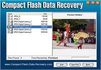 Compact Flash Data Recovery pour mac