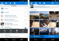 DropBox Android pour mac