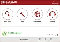 Max Secure Antivirus Plus pour mac