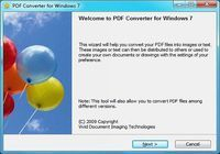PDF Converter for Windows 7 pour mac