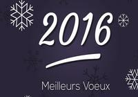 Carte de voeux 2016 pour mac