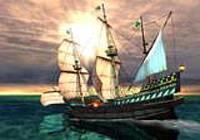 Galleon 3D Screensaver