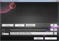 Free Video to BlackBerry Converter
