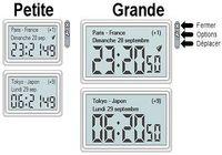 Horloge Mondiale pour mac