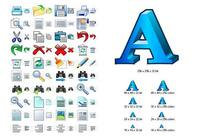 Word Icon Library pour mac