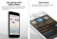 Opera Mini iOS pour mac