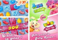 Candy Crush Jelly Saga Android pour mac
