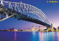 Amazing Sydney Bridge Screensaver pour mac
