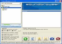 SoundBrowser pour mac