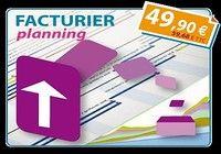 Logiciel Facture Planning pour mac
