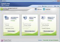 ZoneAlarm PRO Firewall 2015 pour mac