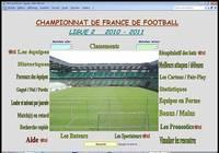 Ligue2 2010-2011 pour mac