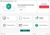 Kaspersky Security Cloud Free pour mac
