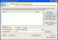 DWG DXF Converter pour mac