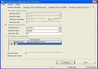 Universal Biometric Driver pour mac