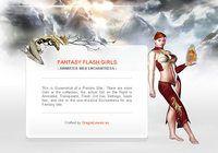 Fantasy Flash Girls pour mac