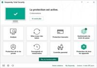 Kaspersky Total Security 2019 Beta pour mac