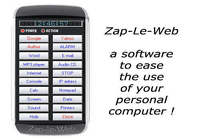 Zap-Le-Web (English Version) pour mac