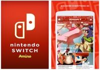 Nintendo Switch Amino - Android pour mac