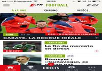 L'Equipe.fr Android pour mac