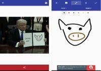 Donald Draws Executive Doodle Android  pour mac