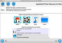 AppleXsoft Photo Recovery for Mac pour mac