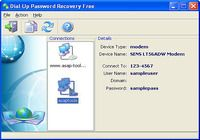 Dial-Up Password Recovery FREE pour mac