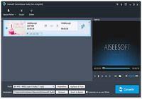 Aiseesoft Convertisseur Audio pour mac