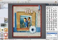 iScrapbook Mac pour mac