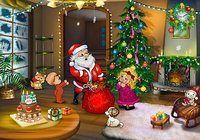 Christmas Entourage pour mac