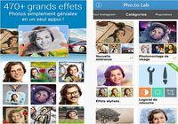Pho.to Lab : montage photo iOS pour mac