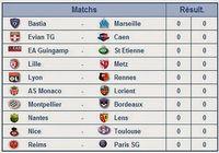 Suivi Ligue 1 2014-2015 pour mac