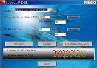 SpeedUP-DSL pour mac