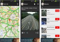 Trafic Info & Webcams Android pour mac