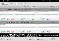 Sensor List pour mac