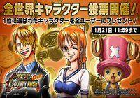 One Piece Bounty Rush iOS