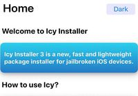 Icy Installer pour mac