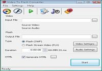 Video to Flash Converter pour mac