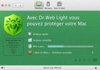 Dr. Web Antivirus pour Mac pour mac