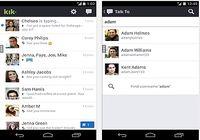 Kik Messenger Android pour mac