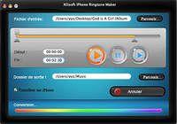 Xilisoft Créateur Sonnerie iPhone Mac pour mac