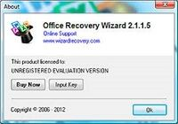 Office Recovery Wizard pour mac