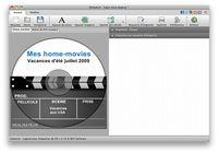 Disketch - Logiciel d'étiquettes de CD pour Mac pour mac