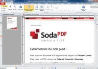 Soda PDF Standard pour mac