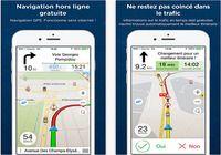 Navmii GPS gratuit iOS