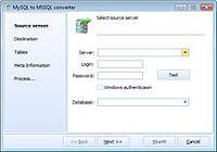 DB Elephant MySQL to MSSQL Converter pour mac